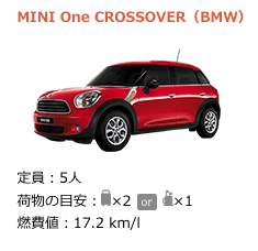 MINI One CROSSOVER